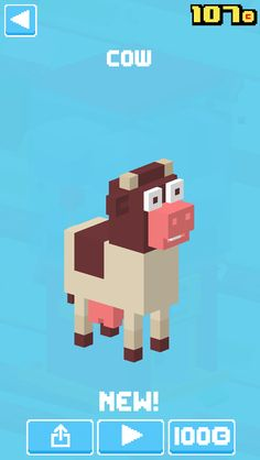 Pin if you play Crossy Road and have this character!