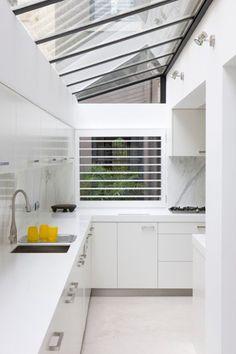 Dirty Kitchen Design, Kitchen Room Design, Outdoor Kitchen Design, Home Decor Kitchen, Interior Design Layout, Interior Design Living Room, Outdoor Laundry Rooms, Kitchen Layout Plans, Cheap Living Room Sets