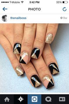 Beautifull nails!! Nailboss is amazing!!