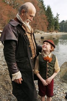 Once Upon a Time | Photos | The Stranger episode - Geppetto and Pinocchio