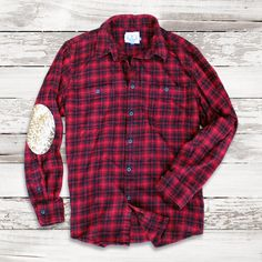 Grunge Plaid Flannel Hipster Shirt with Sequin by ICaughtTheSun