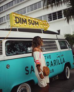 """JULIE SARIÑANA en Instagram: """"Dim sum stop 💕 Shop this look: http://liketk.it/2rGdf #liketkit"""""""