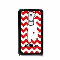 Bama Girl LG G2 Hard Plastic Case (Not for Verizon). Full access to all ports & buttons. Image does not peel or crack. Molded to fit perfectly. Thin, lightweight and durable. Protects the back of the handset.