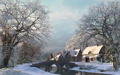 Winter Morning by Dominic Davison