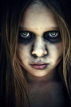 Fille Zombie [Photo du jour]