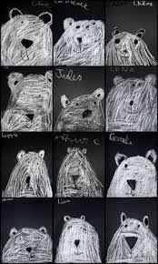 Bildergebnis für bricolage ours polaire