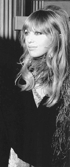 """Gorgeous Pattie Boyd, inspired the Beatles song, """"Something"""" & the Eric Clapton song, """"Wonderful Tonight."""""""