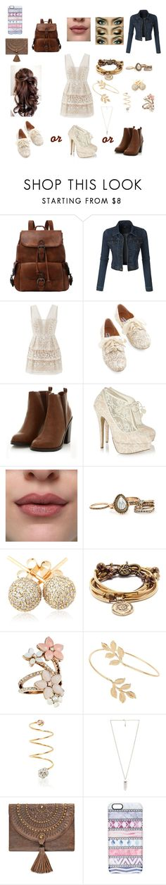 """Untitled #106"" by alyssa-grace-1313 ❤ liked on Polyvore featuring LE3NO, BCBGMAXAZRIA, Charlotte Olympia, Loushelou, Lizzy James, Accessorize, Miss Selfridge, Pippo Perez, Amber Sceats and Patricia Nash"