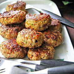 Mein Rezept für: Fleischküchle   Für Sie http://www.fuersie.de/kochen/rezeptideen/artikel/mein-rezept-fuer-fleischkuechle