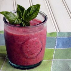 Refreshing Strawberry Frosty Recipe | Just A Pinch Recipes