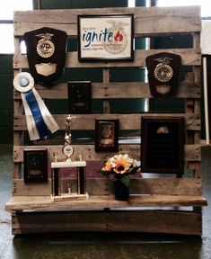 picture display board ideas welcome table - Google Search