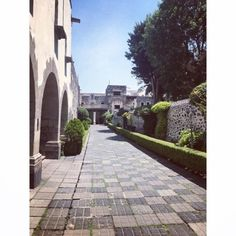 🤓#Sábado de #Museo y así #Coyoacán #CDMX 🤓 (en Museo Nacional de las Intervenciones - Ex Convento Churubusco)