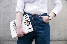 LOOK: francuski styl w nowoczesnym wydaniu | Milena Bekalarska
