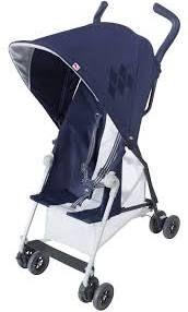 MacLaren's Mark II umbrella stroller is their lightest weight ever -- just over 7 pounds. | MacLaren Mark II on www.weespring.com