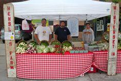Hensley's Farm | Des Moines Farmers Market