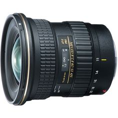 Announcement of Tokina AT-X 11-20mm f/2.8 PRO DX lens, price nearby $800