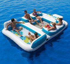 Floating Island Raft | Shut Up And Take My Money