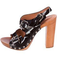 Pre-owned - Leather mules Dolce & Gabbana GttbKvGtAZ