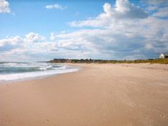 Ditch Plains Beach, Montauk, New York.