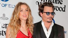 """Amber Heard detailed herhusband Johnny Depp's history of drug and alcohol abuse, saying that she feared for her safety in papers filed during her appearance in Los Angeles County Court early Friday morning. """"I am extremely afraid of Johnny and for my safety,"""" the actress said in her declaration for"""
