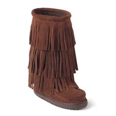 Manitobah Buffalo Dancer Mukluk..i must have these