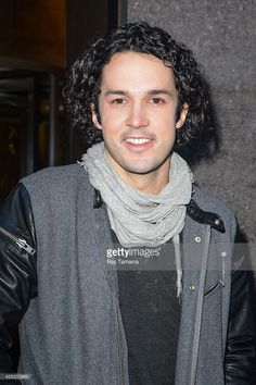 NEW YORK, NY - DECEMBER 11: Comedian Vegard Ylvisaker, of Ylvis, leaves the Sirius XM Studios on December 11, 2013 in New York City.