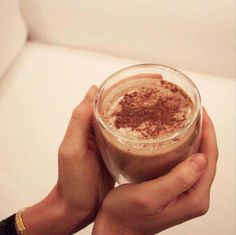 Guilt Free Creamy Chai Latte by jessicasepel.com