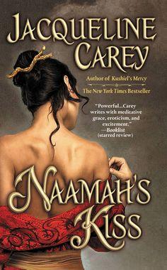 jacqueline Carey -- naamah's kiss -- meirin's trilogy 1 -- kushiel's legacy 7