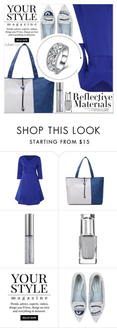"""""""Check Now"""" by lucky-1990 ❤ liked on Polyvore featuring Urban Decay, Pussycat and Chiara Ferragni"""