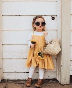 Preparing a Toddler to be a Sibling for the Time - Barefoot Blonde by Amber Fillerup Clark Baby Girl Fashion, Toddler Fashion, Kids Fashion, Fall Fashion, Fashion Trends, Kate Moss, Toddler Girl Outfits, Kids Outfits, Toddler Girls