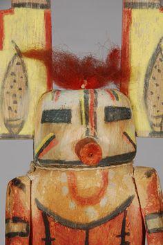 Hopi Katsina Doll by Wilson Tawaquaptewa