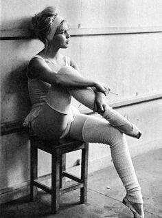 Brigitte Bardot, ballet.