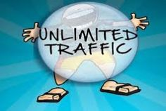 I will drive unlimited website traffic to your site for 1 year for $5