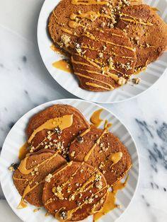 Fluffy Vegan Pancake