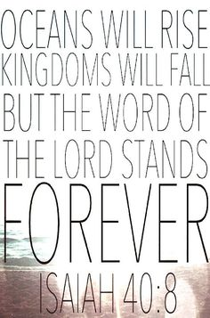 AMEN! Thank God For His Eternal Faithfulness!! He never changes, He is the same yesterday, today and tomorrow!!!