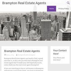 Brampton Real Estate Agents