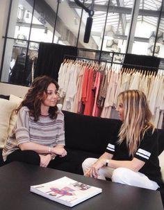 Leçon de style avec les créatrices de ba&sh - Elle