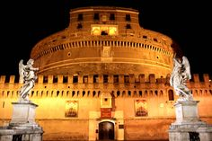 Castel Sant'Angelo // Roma // Italy St. Angel's Castel // Rome