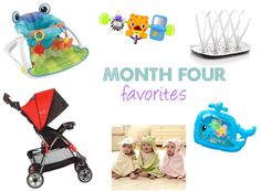 Month Four Favorites