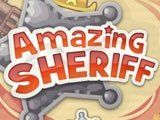 You are the amazing sheriff of the wild west. Break as many bottles as you can without falling! #games