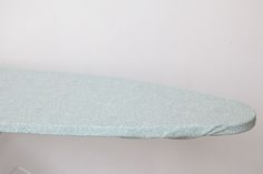 Single colour floral printed cotton ironing board cover by Suraaj Linens