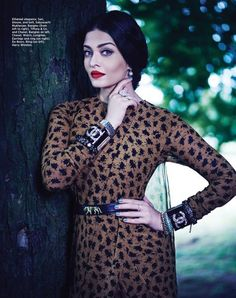 Aishwarya Rai Bachchan for Harpers Bazaar Bride India