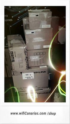Día movidito en nuestro Almacén... parece que Papa Noel está preparando ya su trineo.. ;-)  -> www.wificanarias.com/shop  #Ubiquiti #TpLink #Mikrotik #WiFi #Xmas #Pedidos
