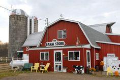 Shetler Dairy Kalkaska, Michigan -They have THEEEEE BEST CHOCOLATE MILK ON EARTH!!!!!!!