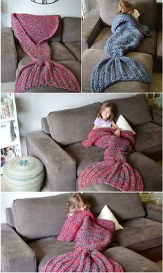Knitting Patterns Mermaid Crochet Pattern: Adult-Sized Mermaid Lapghan to keep you warm on those chilly nights . Crochet Afghans, Crochet Blanket Patterns, Knitting Patterns, Sewing Patterns, Crochet Blankets, Crochet For Kids, Free Crochet, Knit Crochet, Crotchet