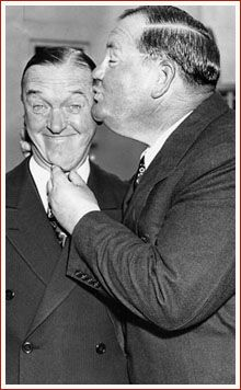 Laurel and Hardy 1939