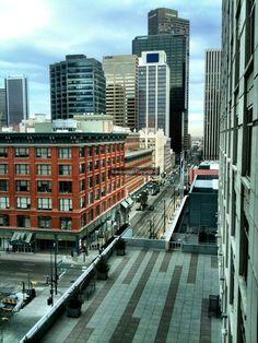 City Life in Downtown #Denver #Colorado