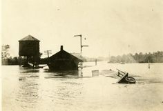 Did you know that in August of 1915 Madison County received over 6 inches of rain in a little over three hours from a hurricane that had previously struck