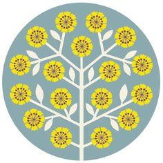 print & pattern: TABLEWARE - gillian blease