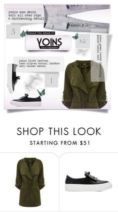 """YOINS"" by ellma94 ❤ liked on Polyvore featuring yoins and yoinscollection"